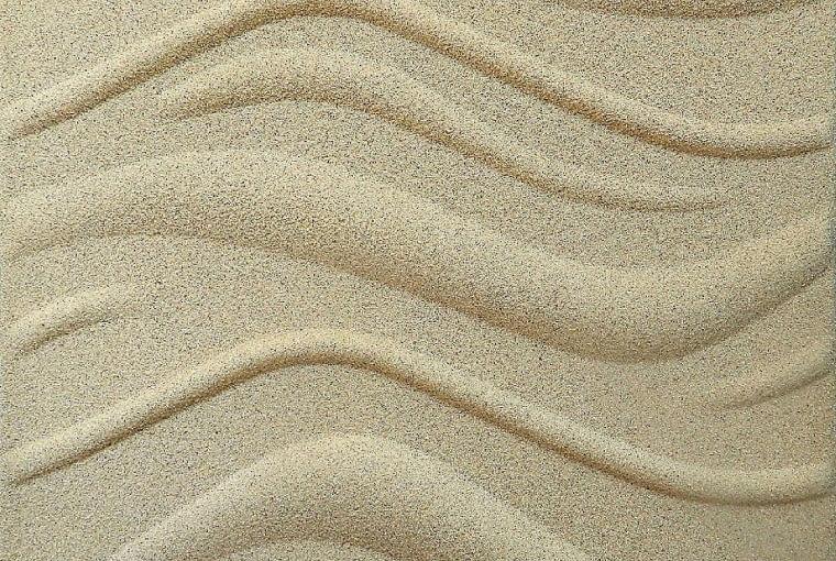 Wave/MYWALL. Z dekoracyjną powłoką kwarcową; można malować farbami akrylowymi i lateksowymi. Cena: 12,90 zł (szt.), www.mywall3d.com