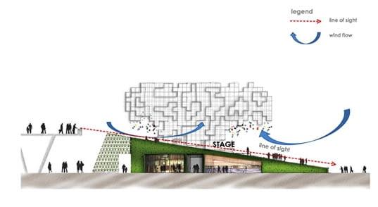 szanghaj, expo, expo 2010, pawilon, design art, singapur