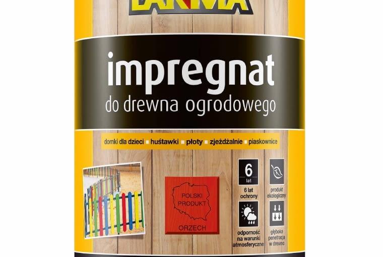 IMPREGNAT DO DREWNA DREWNOKOLOR/LAKMA | 6 metalicznych odcieni. Cena: 45,51 zł/0,8 l
