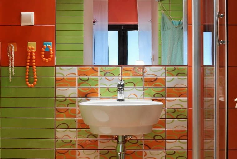 łazienka, płytki do łazienki, kafelki, glazura