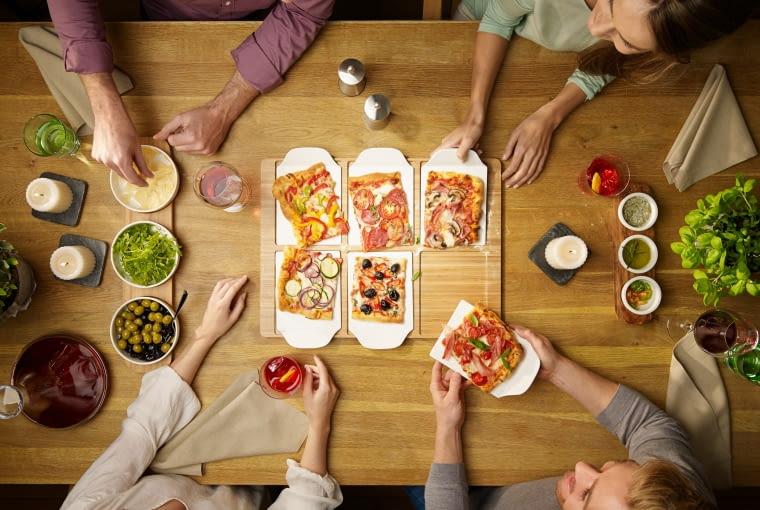 Kolekcja naczyń Pizza Passion