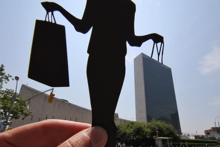Budynek ONZ, Nowy York, USA