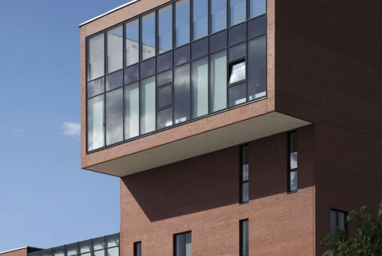 Ratusz i Centrum Administracyjno-Usługowe w Siechnicach