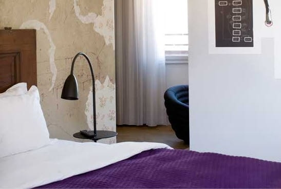 Hotel Story, Sztokholm