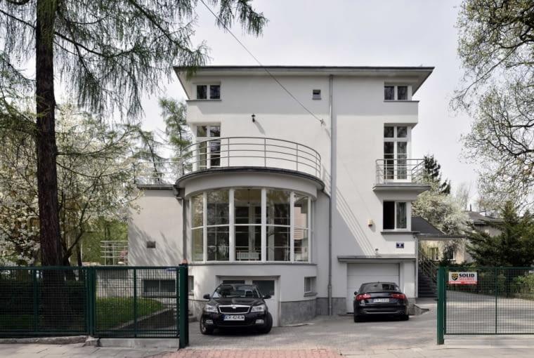 Adolf Szyszko-Bohusz, willa, osiedle Cichy Kącik, Kraków, 1936-37