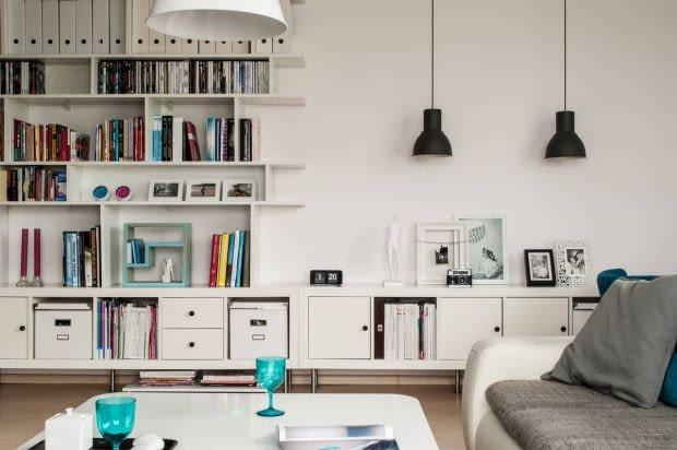 stylowe wnętrza, mieszkanie w stylu skandynawskim