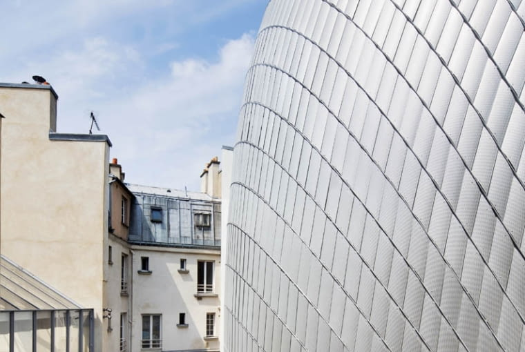 Siedziba fundacji Jerome Seydoux-Pathe w Paryżu