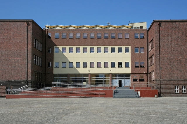 Gmach Miejskiej Biblioteki Publicznej w Bytomiu poddany termomodernizacji