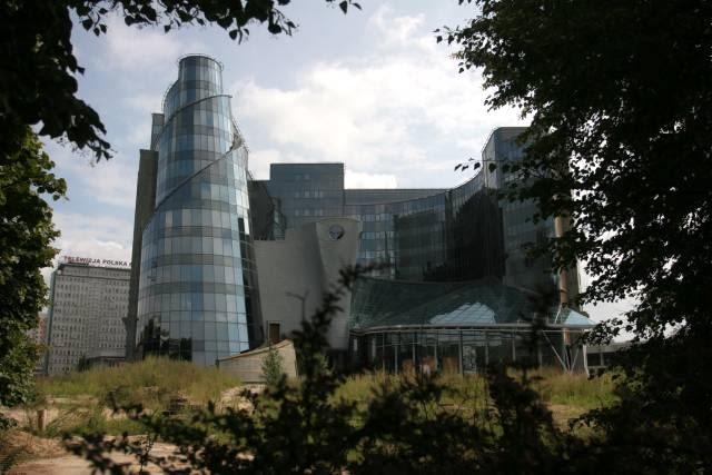 23.08.2006 WARSZAWA - WORONICZA - NOWY BUDYNEK TVP