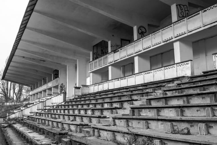 Stadion na Marymoncie, projekt: Stanisław Barylski