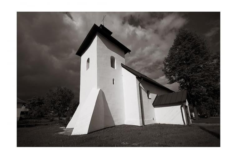 Rzymsko-Katolicki Kościół Zwiastowania Pańskiego, Nová Lesná, Słowacja, Projekt: NZW
