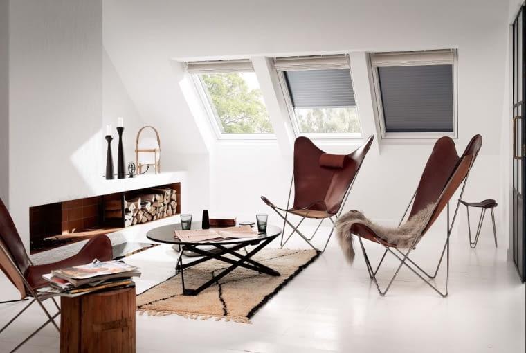 ROLETA ZEWNĘTRZNA, do okien dachowych, sterowana ręcznie lub zdalnie (do wyboru - w drugim przypadku możliwość zasilania energią słoneczną), aluminium?od 1259?zł?Velux