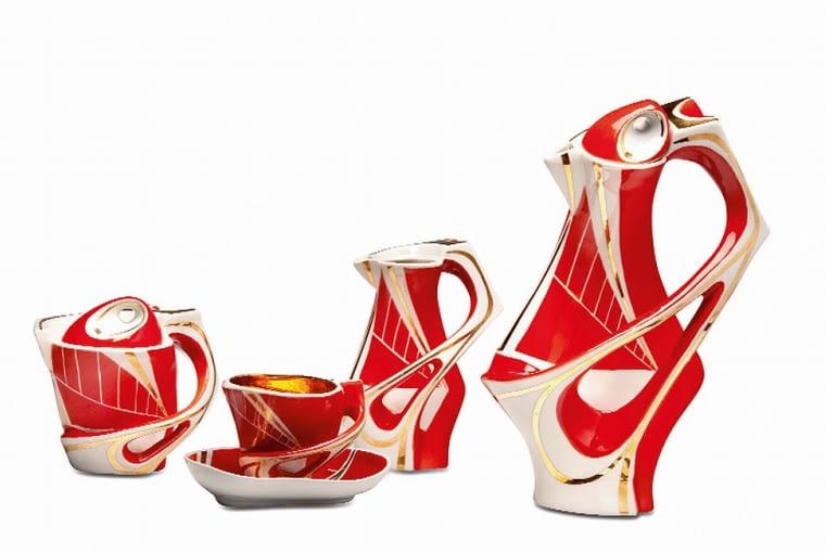 porcelana, wystawy, design