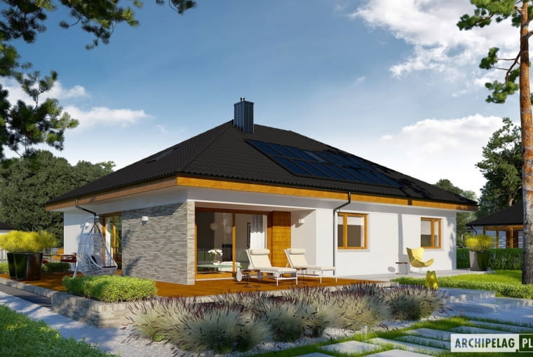 Dom Astrid (mała) II G2 ENERGO PLUS