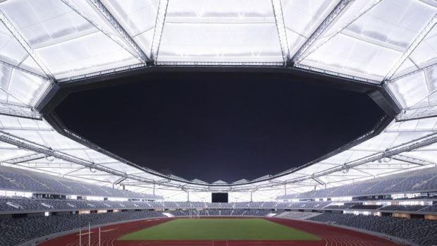 Stadion Longgang.