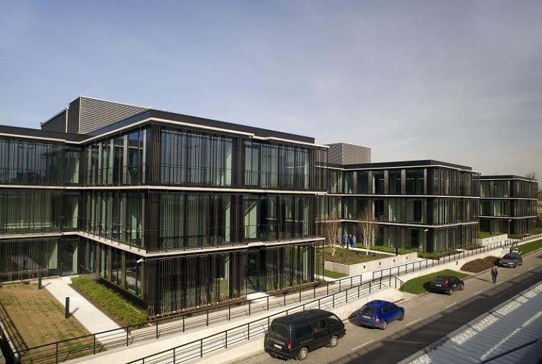 JEMS Architekci, jems, warszawa, biurowce, biurowiec, cristal park