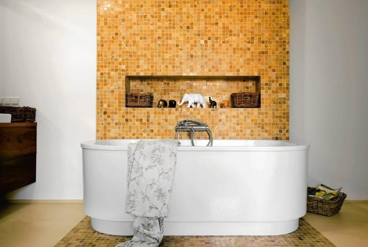 aranżacja łazienki, łazienka z wanną