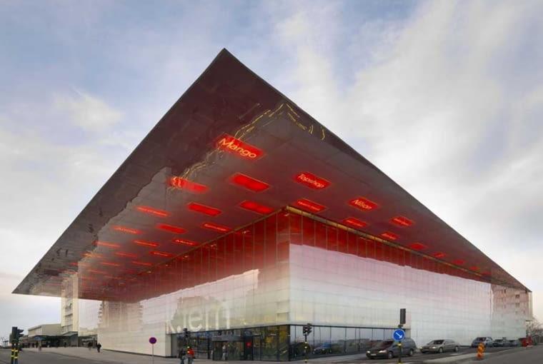 K:Fem - Wingardh Arkitektkontor AB - Szwecja