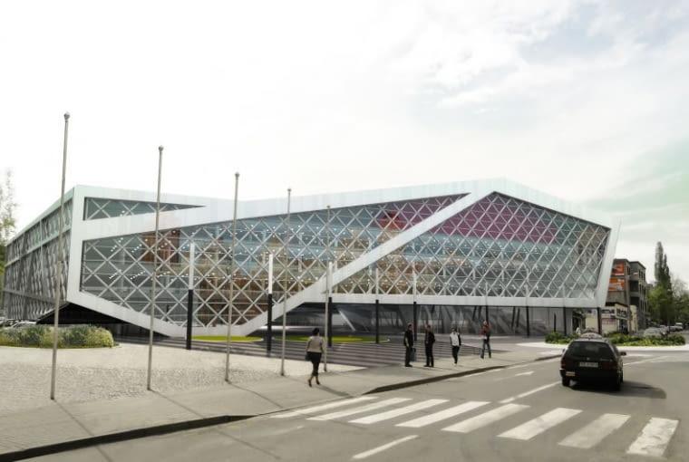 Business Central Station w Rybniku
