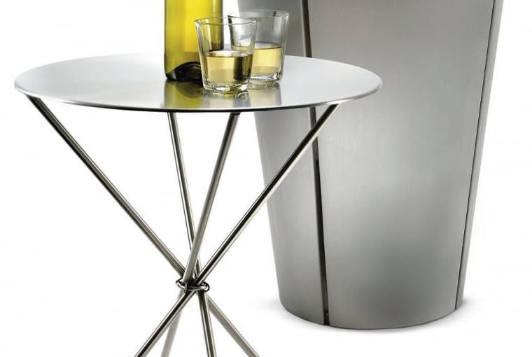 4. grill aluminiowy ze stolikiem (służącym też za pokrywę), ok. 2200 zł (nóżki ok. 300 zł, nie są w zestawie), www.fabrykaform.pl