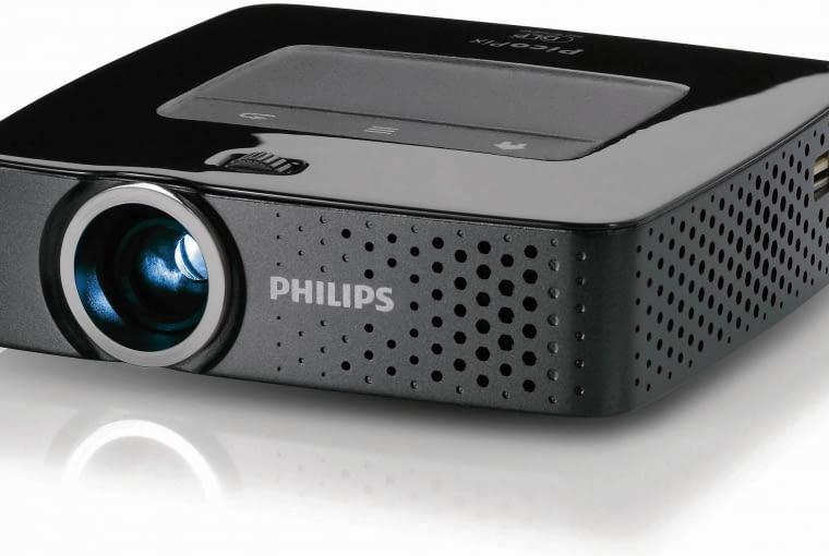 Rzutnik Picopix 3610, Philips