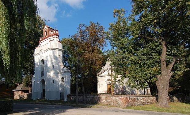 Stary Kościół w Borowiu