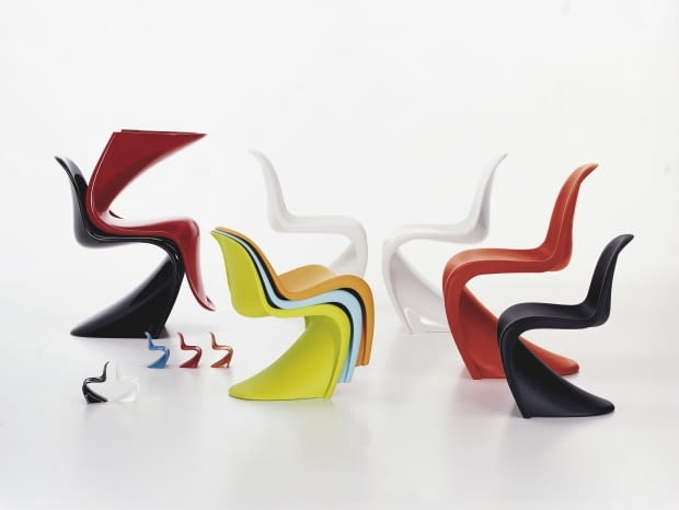 panton, oryginalne krzesło panton, podróbka kontra oryginał, jak odróżnić podróbkę