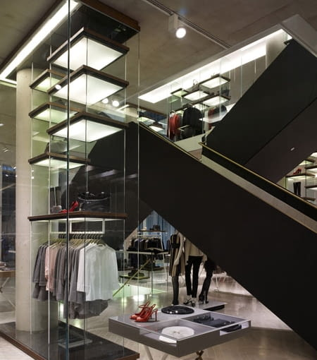 Reiss Store and HQ - Squire and Partners - Wielka Brytania