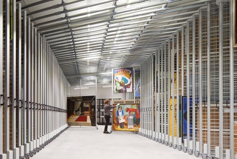 Muzeum Sztuki Nowoczesnej MO w Wilnie (proj. Daniel Libeskind)