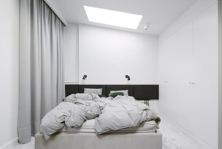 Apartament na warszawskich Filtrach. Proj. Madama
