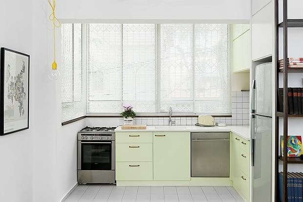 małe mieszkanie, jasne mieszkanie, przytulne mieszkanie, kawalerka