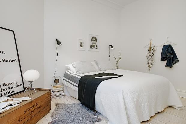 design, aranżacje, wnętrza, trendy, minimalizm, sypialnia