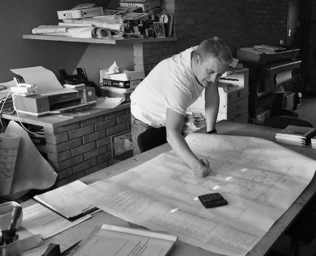 Architekt Maciej Hofman