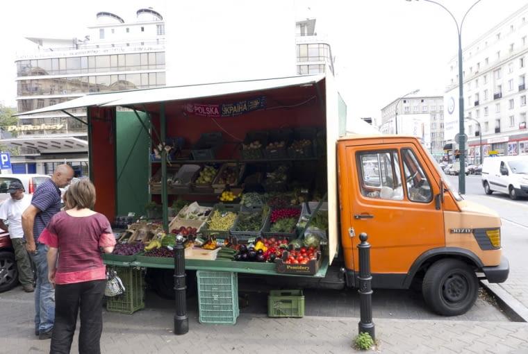Handel w Warszawie