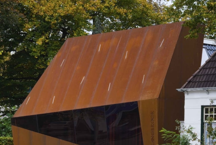 Nowy Pawilon w holenderskim Emmen