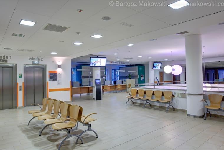 Uniwersytecki Szpital Kliniczny w Gdańsku, więcej zdjęć na www.makowski.co