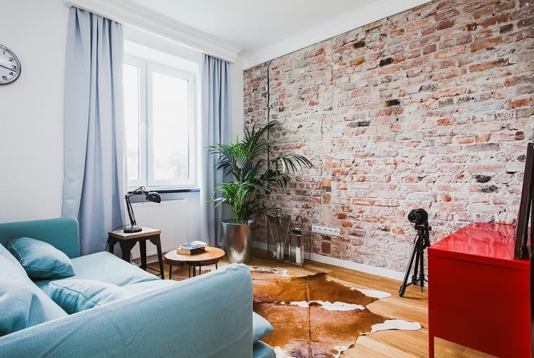 eklektyczny styl, design w domu, polskie wnętrza, mieszkanie na Woli