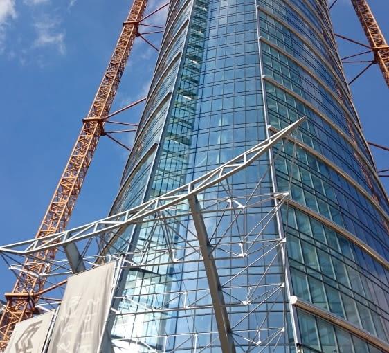 Wieżowiec Warsaw Spire