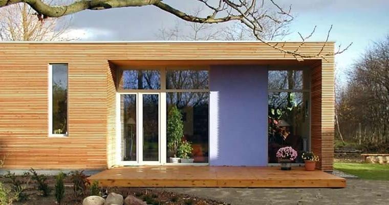 Dom w Nowych Balicach, projekt- HS99 (2002)