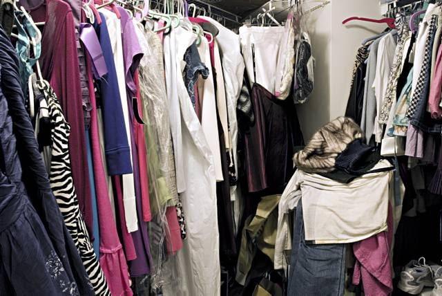 Za ciasna garderoba nie spełni dobrze swoich funkcji