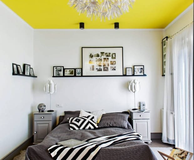 aranżacja sypialni, przytulna sypialnia, łóżko do sypialni