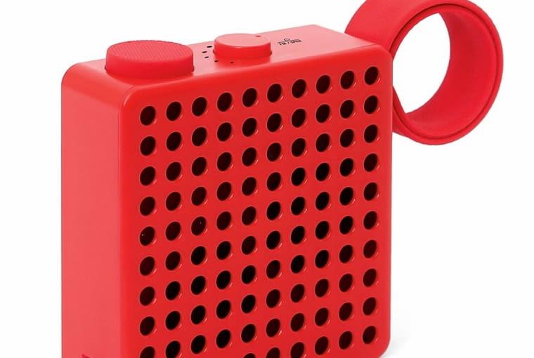 W stylu tego wnętrza: Radio, tworzywo sztuczne i silikon, 299 zł, Fabryka Form