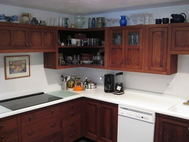 wystawka na kuchni