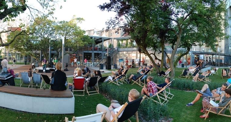 InfoBox w Gdyni - nowa przestrzeń dla wydarzeń kulturalnych