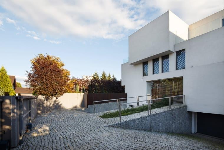 Dom 69 w Krakowie, projekt: autor: RS+Robert Skitek