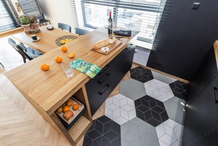 Podłoga w kuchni
