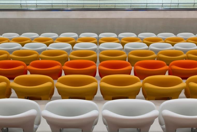 Velodrome Derby Arena w Wielkiej Brytanii, projekt: Faulkner Brown Architects. Finalista w kategorii: Budynki w użyciu