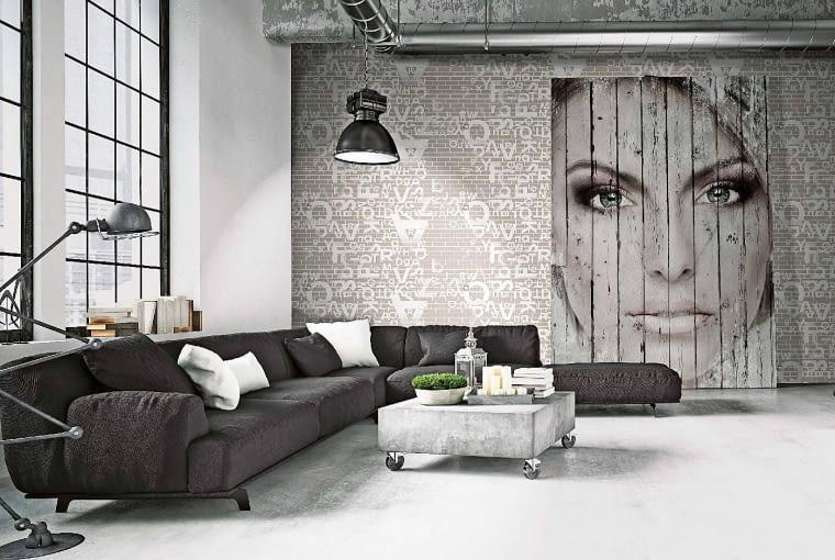Mosaic Loft/MYWALL. Panele z PCV, wodoodporne, zmywalne, realistyczna imitacja mozaiki; dostępne w różnych kolorach. Cena: 13,50 zł (szt.), www.mywall3d.com