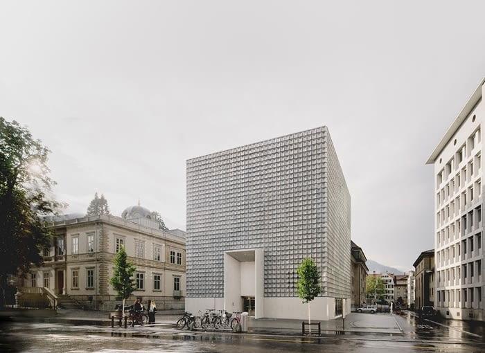 Kunstmuseum Chur, źródło zdjęcia: mat. pras. 2018 RIBA International Prize, www.architecture.com