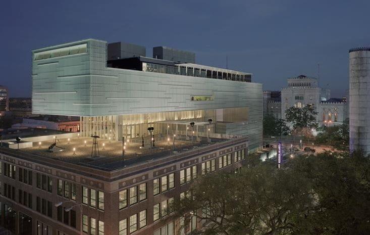 muzeum, schwartz/silver architects, architektura